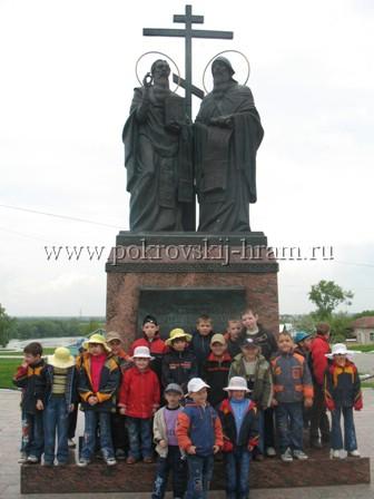 Экскурсия по Соборной пощади г. Коломны